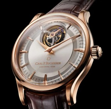 Carl F. Bucherer Heritage Tourbillon DoublePeripheral Limited Edition