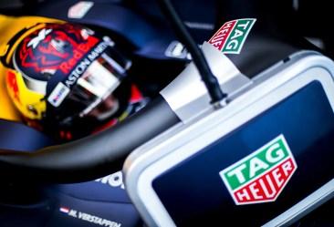 TAG Heuer verlängert Partnerschaft mit dem Formel-1-Team von Aston Martin Red Bull Racing um weitere drei Jahre