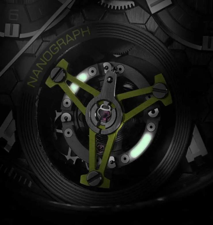 TAG Heuer Carrera Calibre Heuer 02T Tourbillon Nanograph