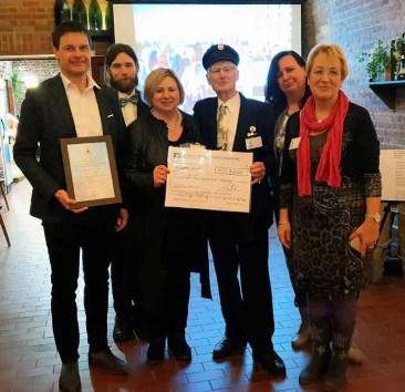 Mühle Glashütte ProMare Auktion bringt € 3.000,- für Licht am Horizont