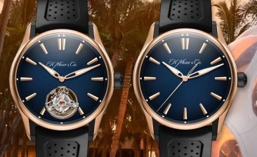 Miami news: Pioneer Tourbillon und Pioneer Centre Seconds
