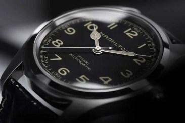 Hamilton Khaki Field Murph: die Uhr aus dem Blockbuster Interstellar