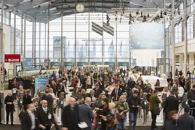 Inhorgenta Munich weiter auf Wachstumskurs