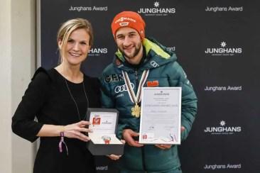 Markus Eisenbichler gewinnt Junghans Award