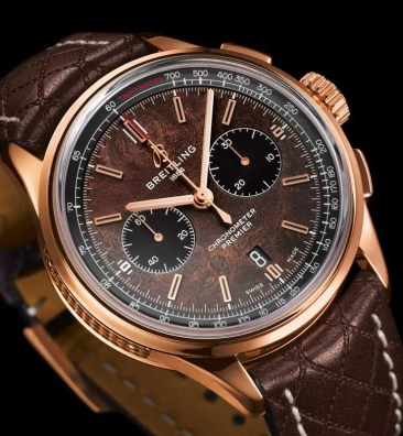 Die Breitling Premier Bentley Centenary Limited Edition