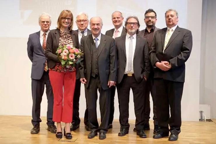 Junghans Terrassenbau erhält Denkmalschutzpreis Baden-Württemberg
