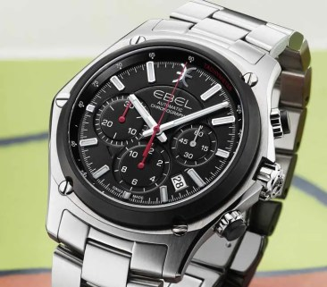 Der neue Ebel Discovery Gent Chronograph
