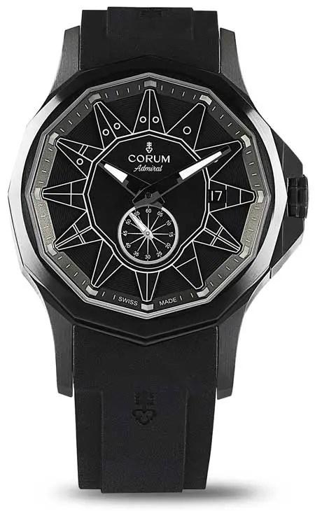 Corum Admiral 42 Full Black