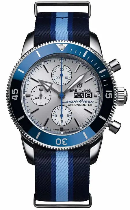 Breitling Superocean Heritage Ocean Conservancy Limited Edition