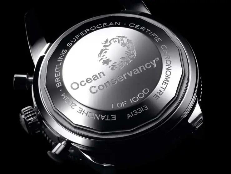 Die Superocean Heritage Ocean Conservancy Limited Edition