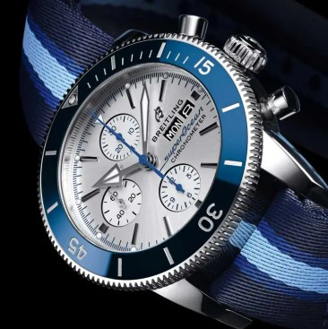 Breitling Superocean Heritage Ocean Conservancy Limited Edition