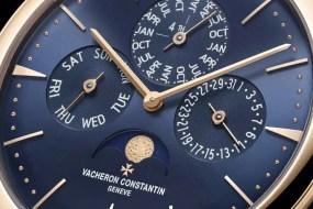 Vacheron Constantin Perpetual Calendar Ultra Thin: Zeitlose Eleganz für eine kleine Ewigkeit