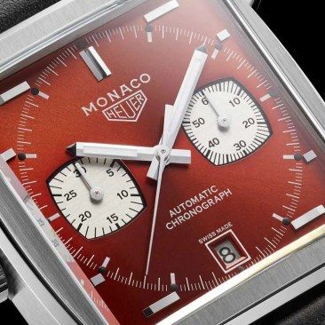 TAG Heuer Monaco 1979 -1989 Les Mans limited Edition