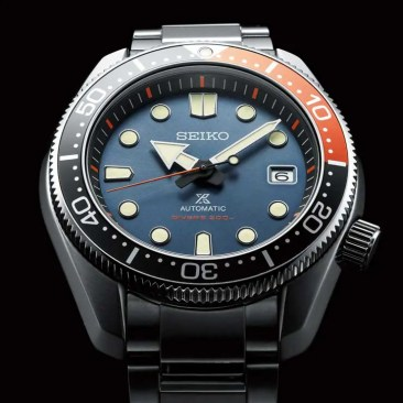 Seiko Prospex Special Edition Twilight Blue: Update einer Stilikone