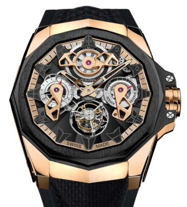 Corum AC-One 45 Openwork Automatic und Automatic Tourbillon