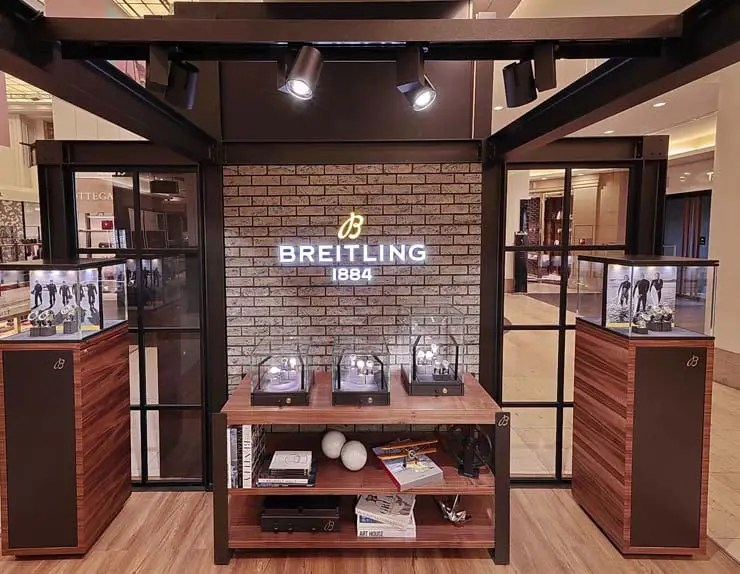 Breitling Pop Up-Store im KaDeWe_EG_2019 @KaDeWe_EG_2019_2_top