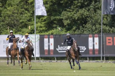 Jaeger-LeCoultre ist Official Timepieces Sponsor der German Polo Tour 2019