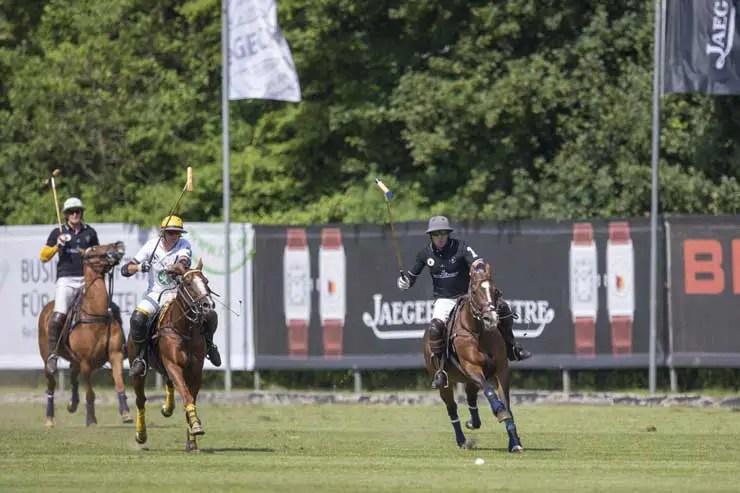 Jaeger-LeCoultre ist Official Timepieces Sponsor der German Polo Tour 2019