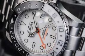 Davosa Ternos Professional GMT Automatic Black&White