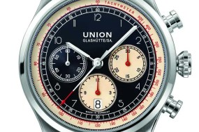 Union Glashütte Belisar Chronograph: moderne Technik im Retro-Look