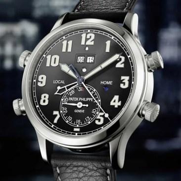 Patek Philippe Alarm Travel Time: Die Quintessenz der Uhr für Globetrotter