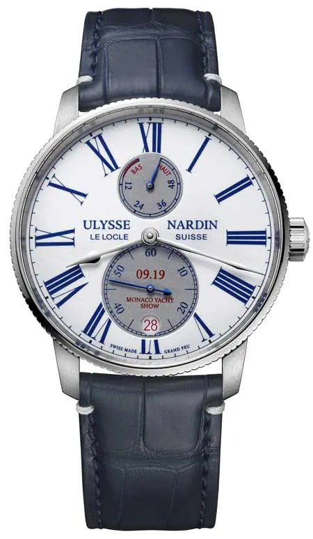 Marine Torpilleur Monaco Yacht Show limited edition