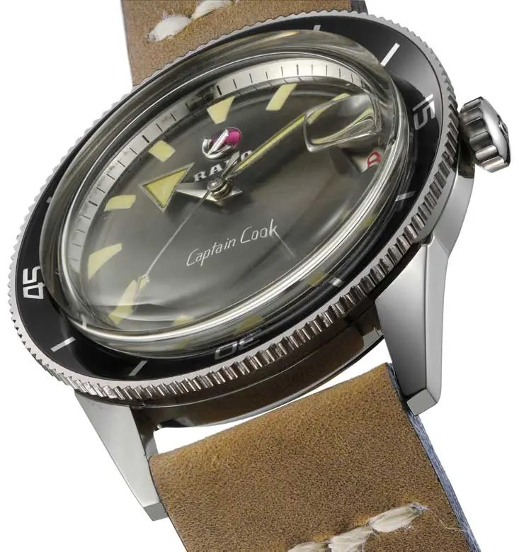 Captain Cook Automatic Limited Edition.