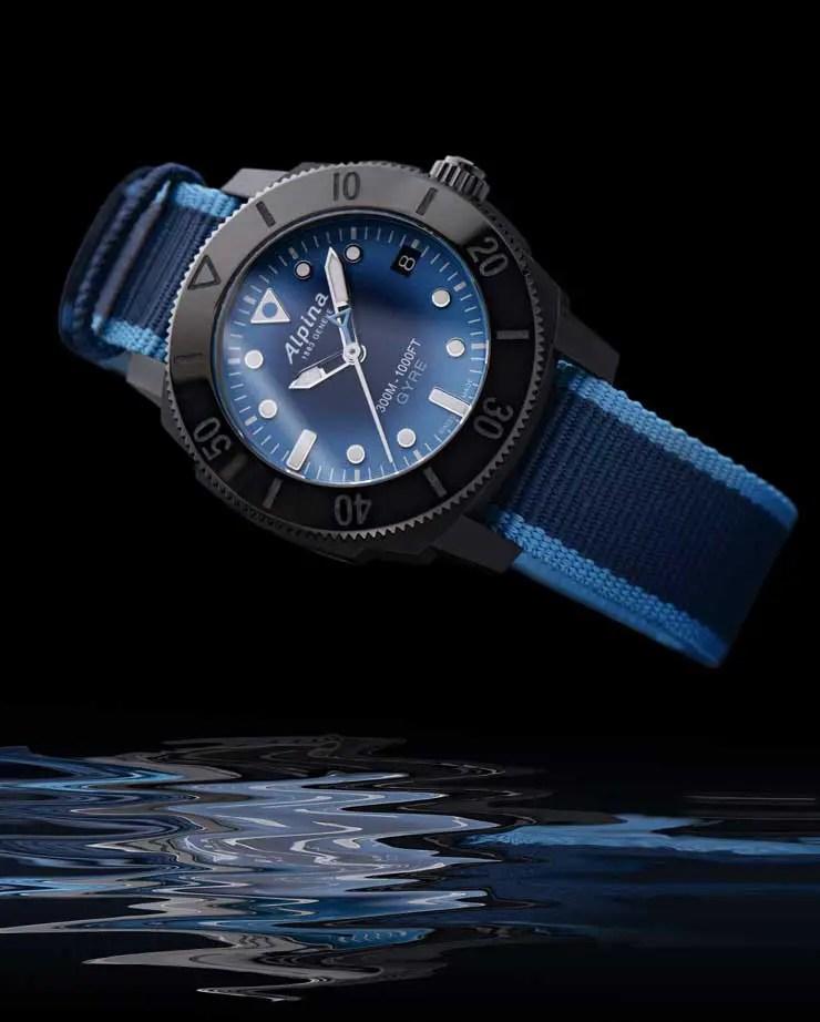 Alpina Seastrong Diver Gyre