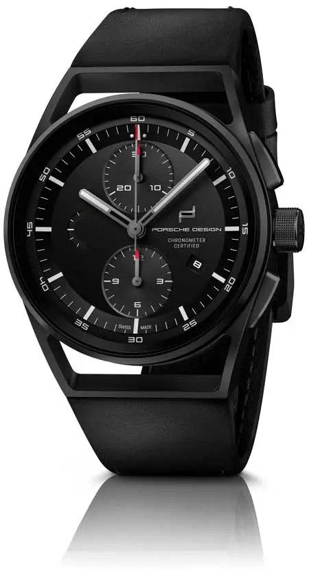 450pd Sportchrono Blackleat