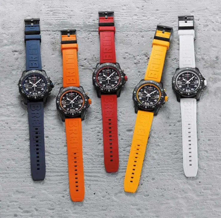 Die Breitling Endurance Pro Collection