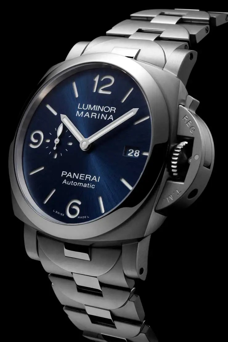 Panerai Luminor Marina Speccio Blu – 44 mm (PAM01316)
