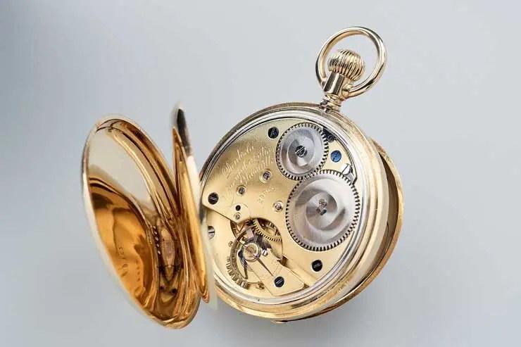 1878 Deutsche Uhrenfabrikation©Stiftung Deutsches Uhrenmuseum Glashütte_René Gaens