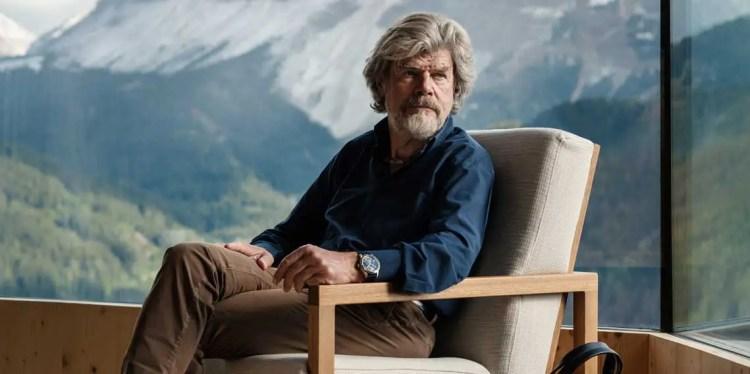 Montblanc 1858 Geosphere Limited Edition Reinhold Messner