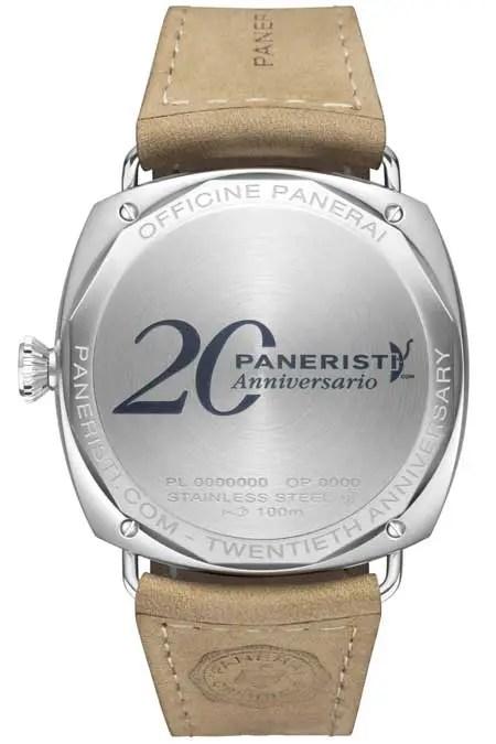Panerai Radiomir Venti – 45 MM (Referenz PAM02020)