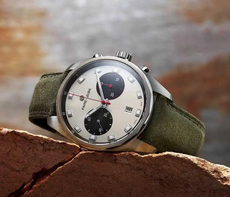 Favre-Leuba Sky Chief Chronograph