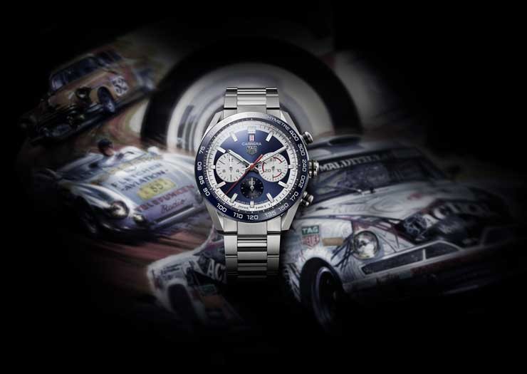 TAG Heuer Carrera Sport Chronograph 160 Years Special Edition
