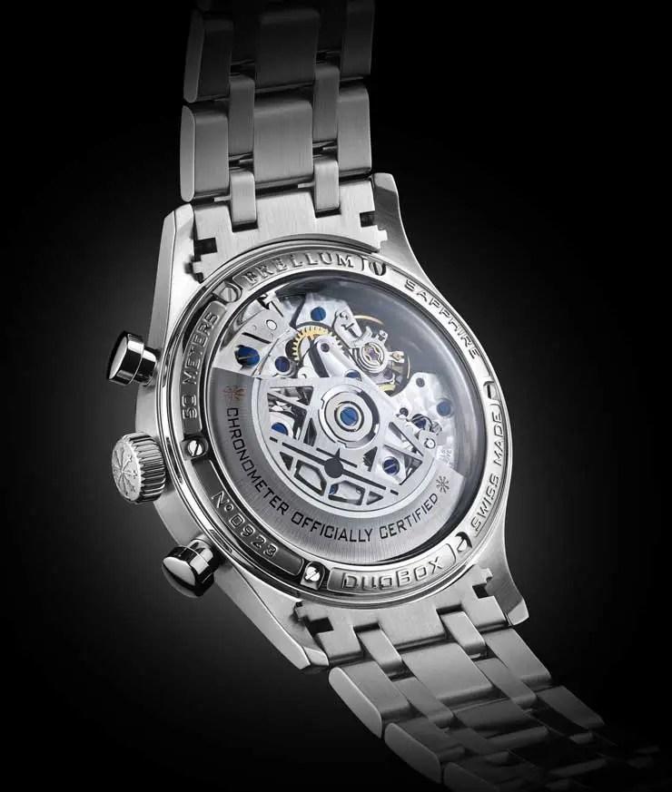 Brellum Pilot Power-Gauge Chronometer