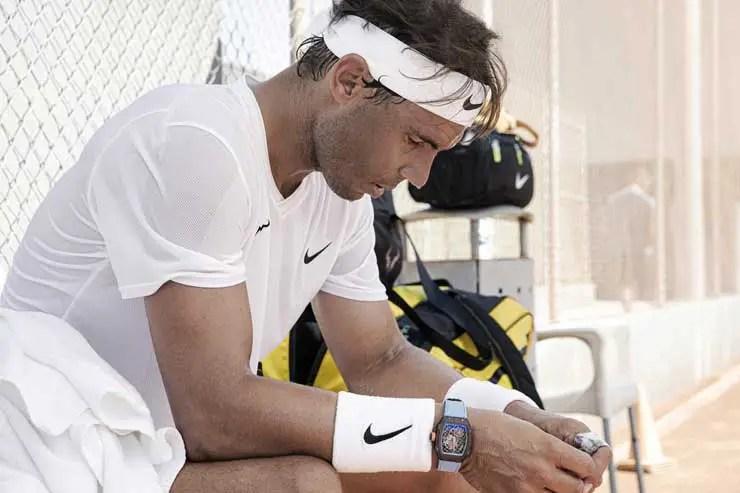 Rafael Nadal c Renaud Corlouer
