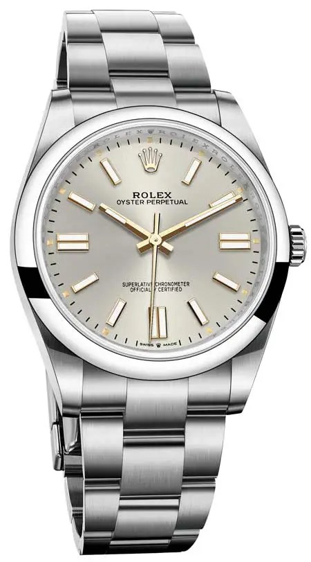 Oyster Perpetual M124300 0001
