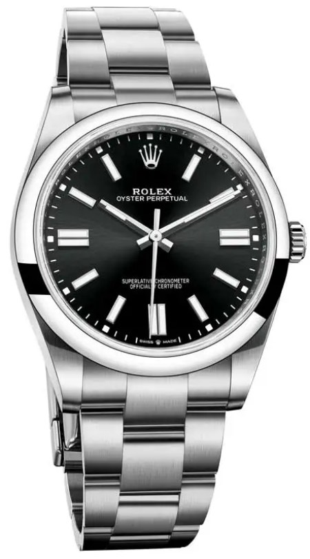 Oyster Perpetual 124300 0002
