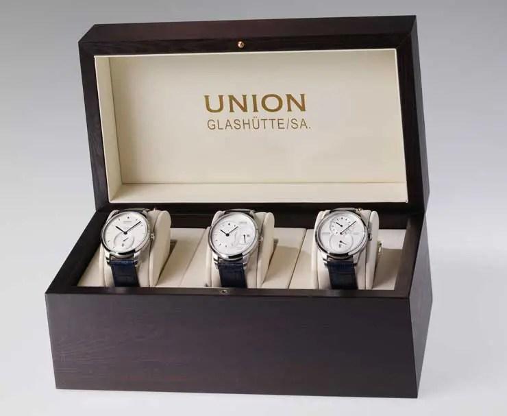 Union Glashütte 1893 Jubiläumsedition
