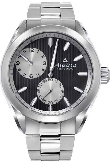 Alpiner Regulator Automatik Referenz AL-650BSS5E6B
