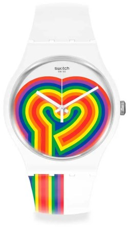 450swatch Beating Love Suow