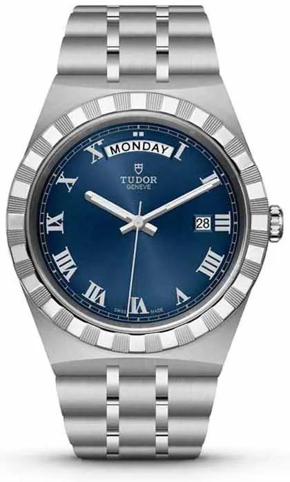 Tudor Royal 450 0006 M28600 0005 Bluero