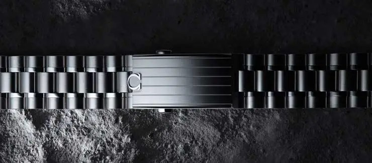 Omega Speedmaster Professional Moonwatch Armband