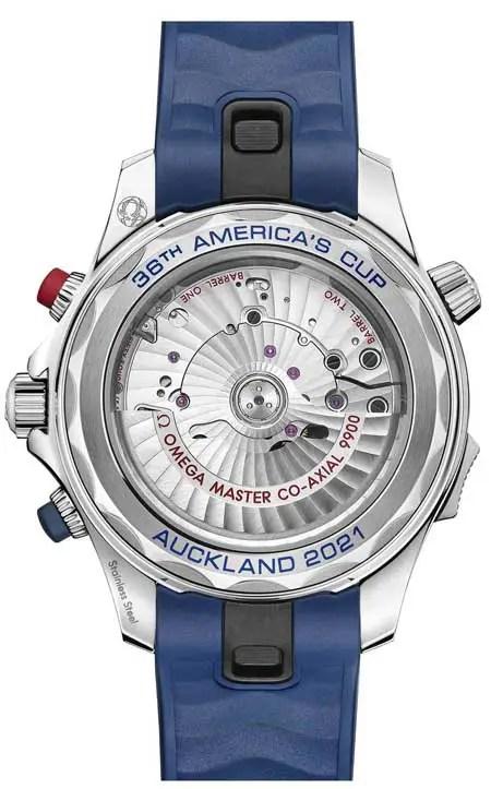450rsOmega Seamaster Diver 300M America's Cup Chronograph