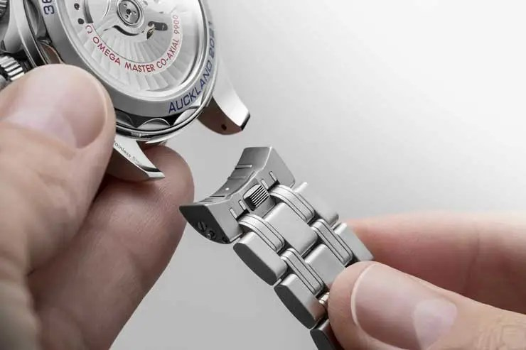 740.4 Omega Seamaster Diver 300M America's Cup Chronograph