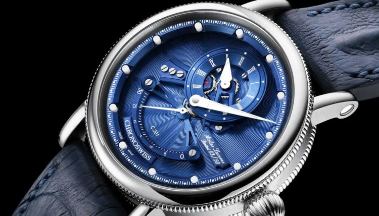 140.2 Chronoswiss Open Gear ReSec Big Wave