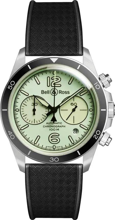 450.Bell & Ross Vintage BR V2-94 Full Lum