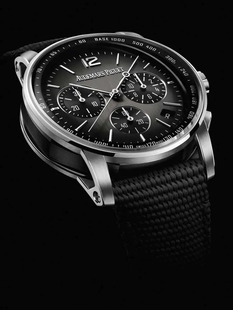 740.2 Code 11.59 Chronograph Automatik / 41 mm Referenz 26393NB.OO.A002CA.01